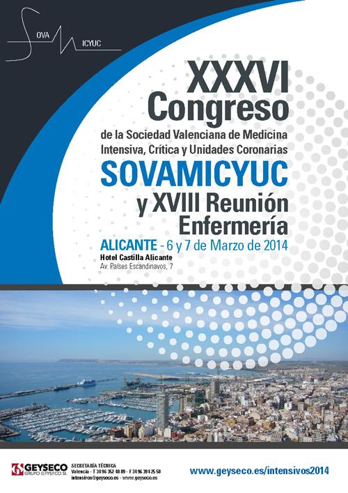 XXXVI Congreso de la SOVAMIYUC y XVIII Reunión Enfermería