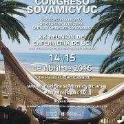 XXXVIII congreso SOVAMICYUC Benicasim 2016