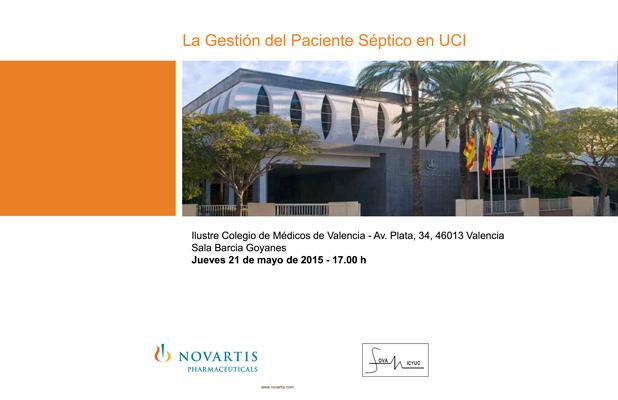 Mesa Redonda: La Gestión del Paciente Séptico en UCI