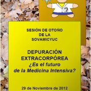 Sesión de Otoño SOVAMICYUC Depuración Extracorpórea