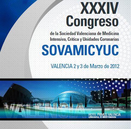 XXXIV Congreso de la Sociedad Valenciana de Medicina Intensiva, Crítica y Unidades Coronarias