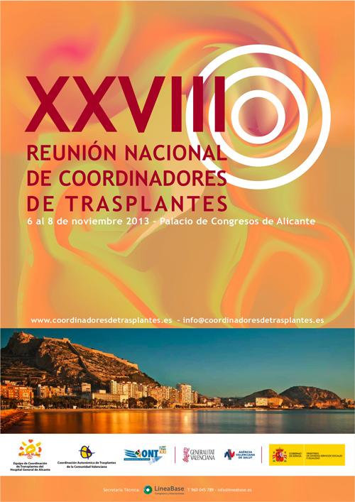 XXVIII Reunión Nacional de Coordinadores de Trasplantes