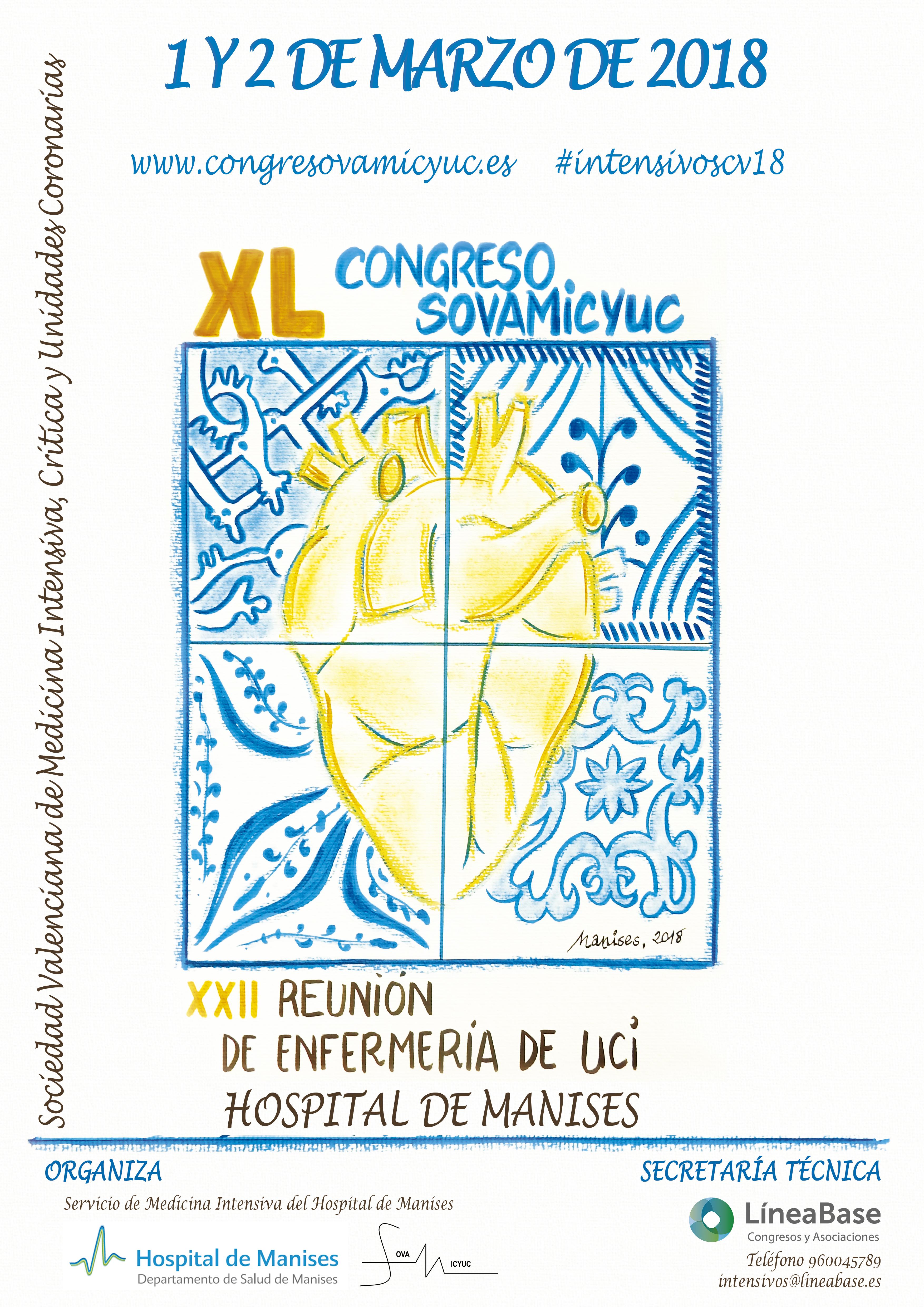 Cartel XL Congreso SOVAMICYUC